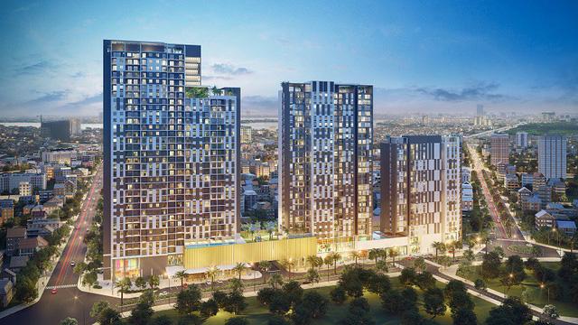 Phối cảnh tổng quan dự án Kosmo Tây Hồ - song-tron-ven-voi-kosmo-tay-ho-bao-chung-boi-nhung-thuong-hieu-uy-tin