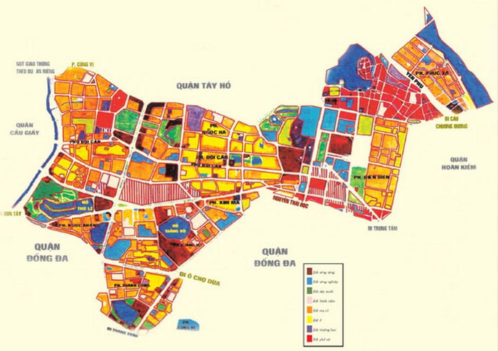 Vai trò của quy hoạch sử dụng đất như thế nào?