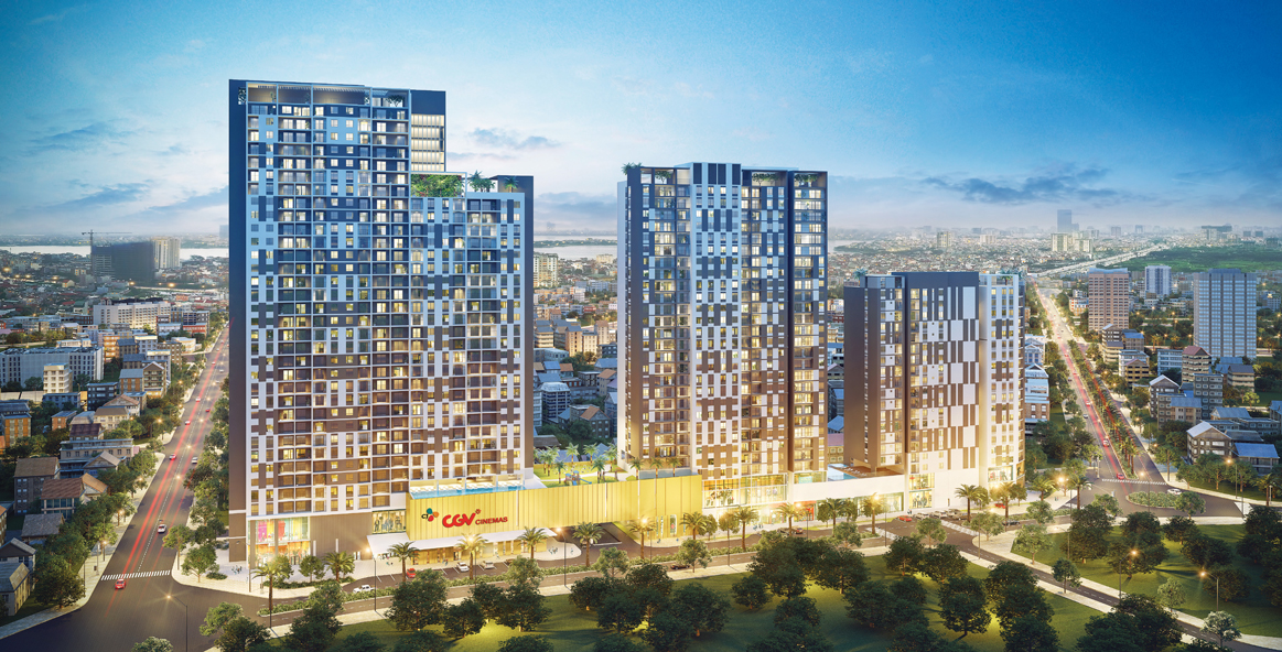 Kosmo Tay Ho Project – International standard planning and modern infrastructure