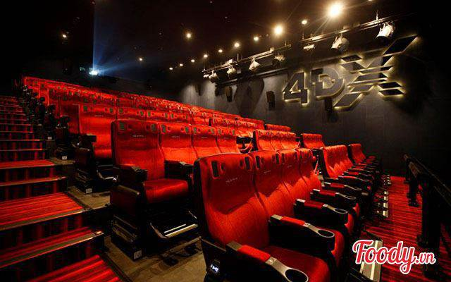 Kosmo Tay Ho launched the first cinema in the West Lake area