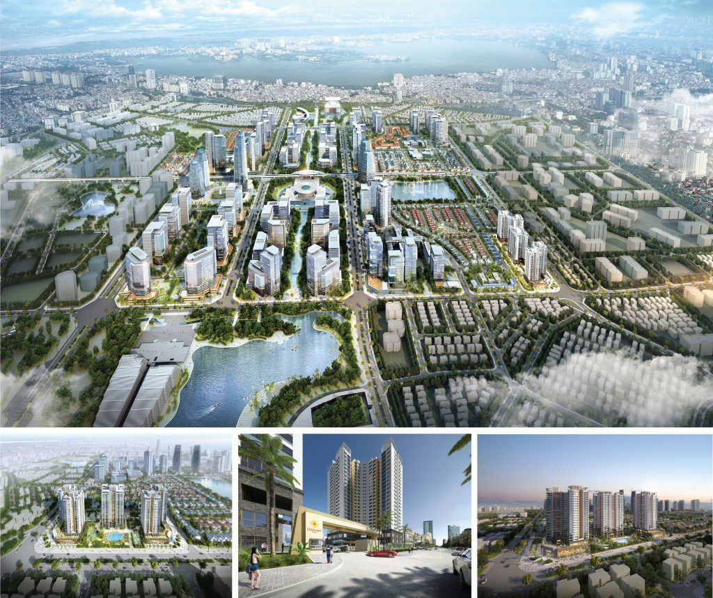 Starlake, West of West Lake – Korean style living space