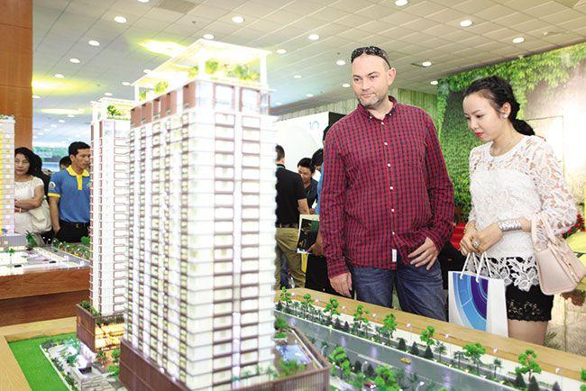 Người nước ngoài mua nhà ở Việt Nam
