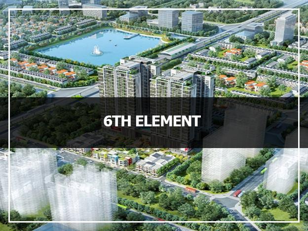 Chung cư cao cấp 6th Element – Bất động sản Tây Hồ
