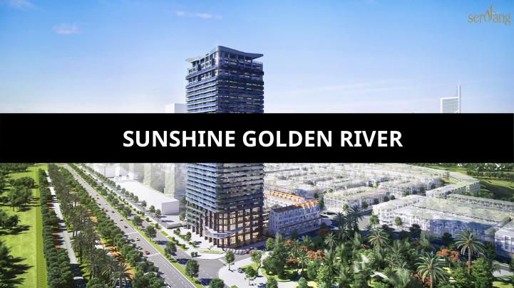 Chung cư cao cấp Sunshine Golden River – Bất động sản Tây Hồ
