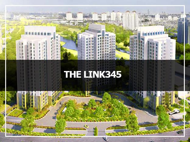 Dự án The Link345 – Bất động sản Tây Hồ