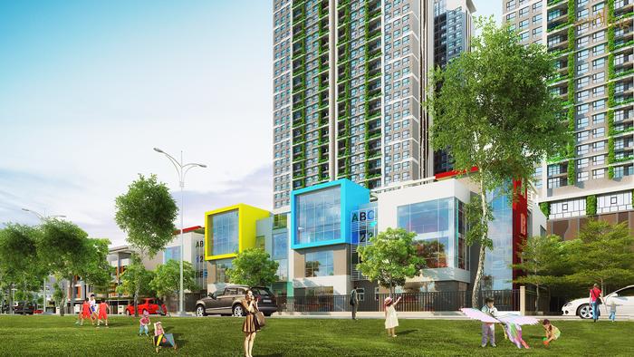 dự án chung cư 6th Element - Bất động sản Tây Hồ