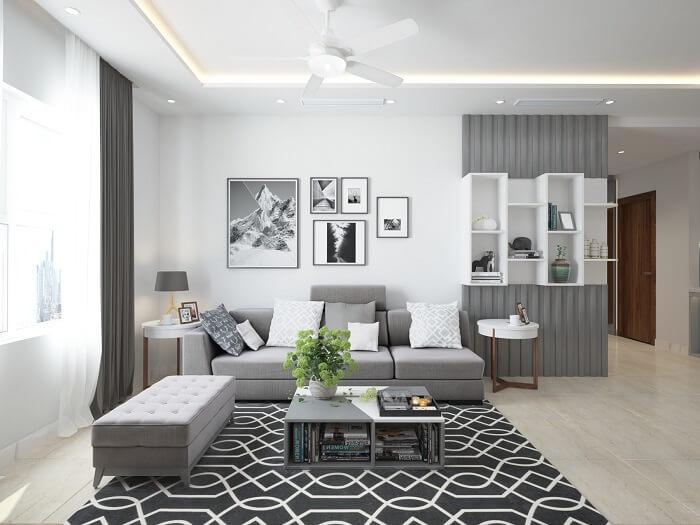 Kinh nghiệm thiết kế nội thất chung cư nhỏ đẹp sang trọng và hiện đại