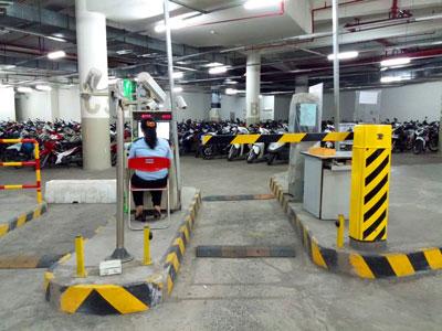 Hà Nội sẽ có bãi xe ngầm 5 tầng sức chứa 2.500 ôtô