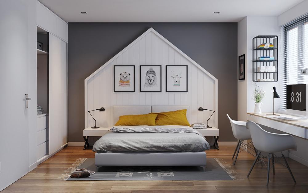 Tư vấn thiết kế phòng ngủ cho chung cư