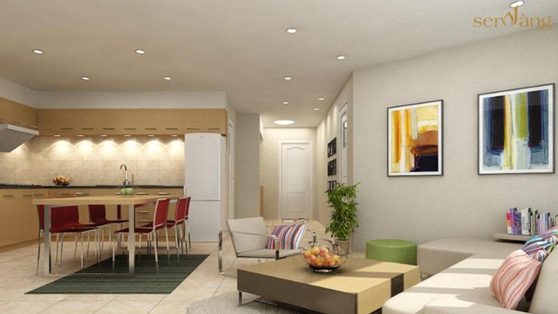 Sống trong căn hộ cao cấp bạn được những lợi ích gì?