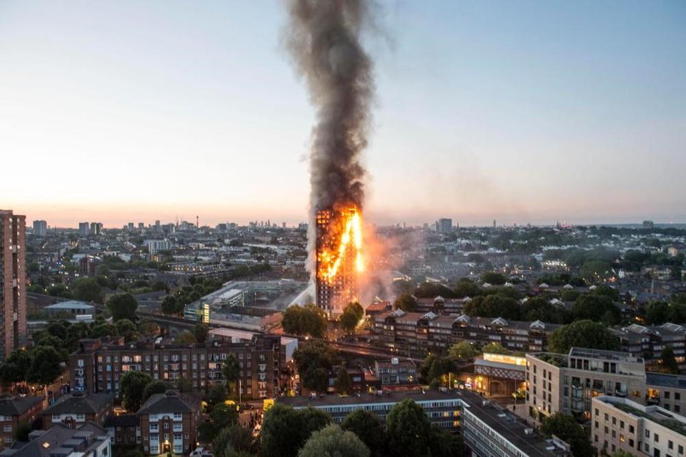 Từ ngày 15/4/2018, chung cư bắt buộc phải mua bảo hiểm cháy nổ