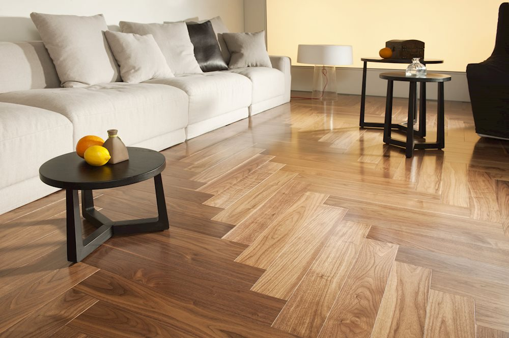 Cách chọn sàn gỗ công nghiệp cho nội thất chung cư