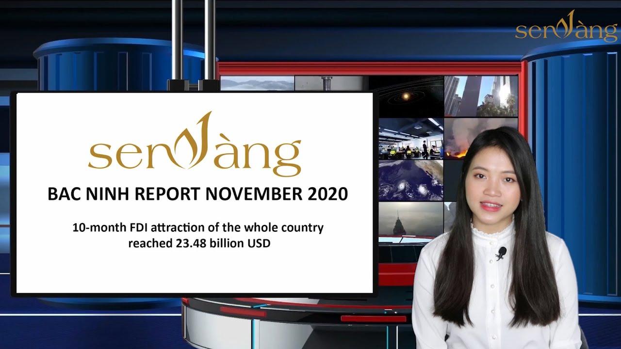 Bac Ninh's Real Estate November 2020