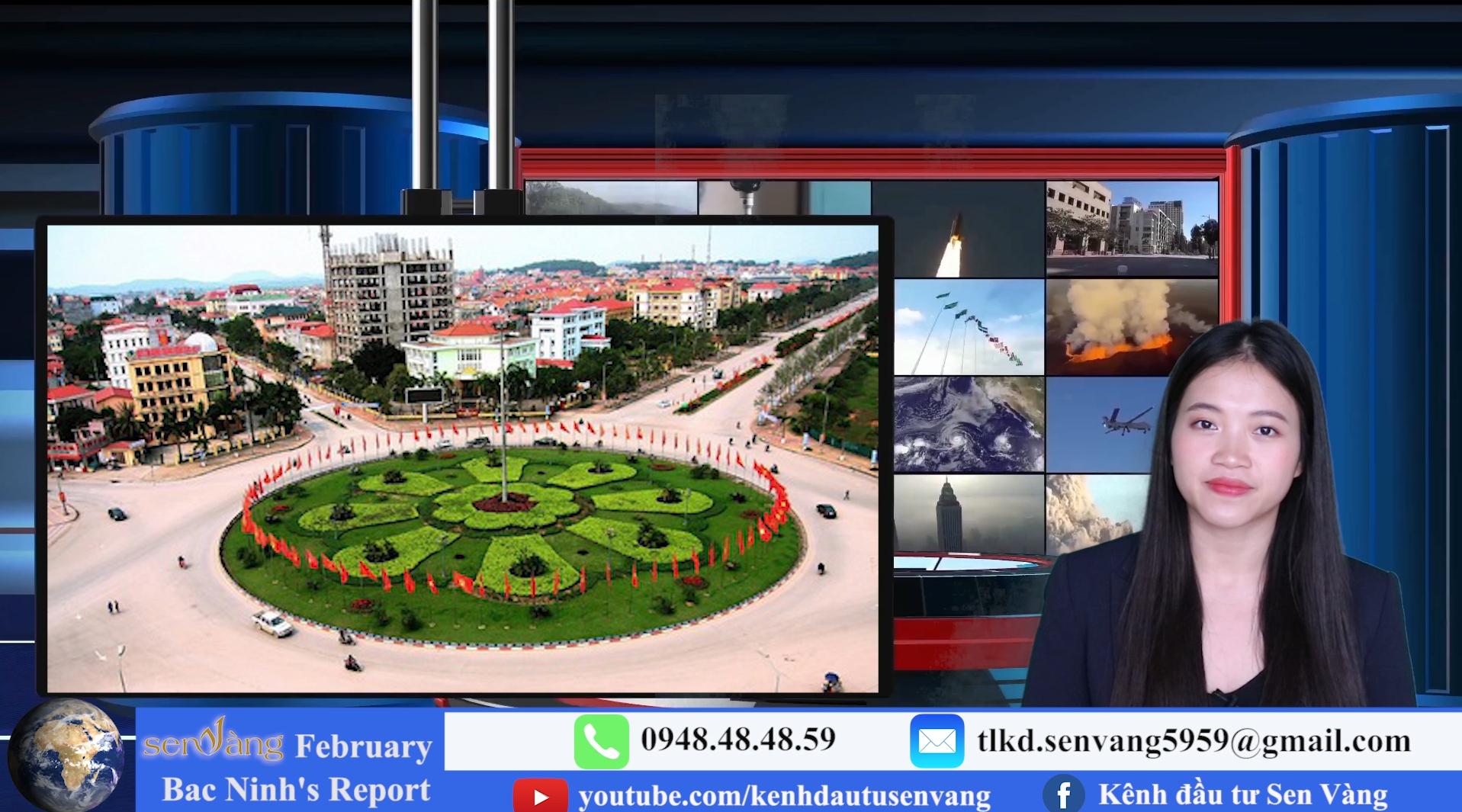 Bac Ninh's Real Estate Report February 2021