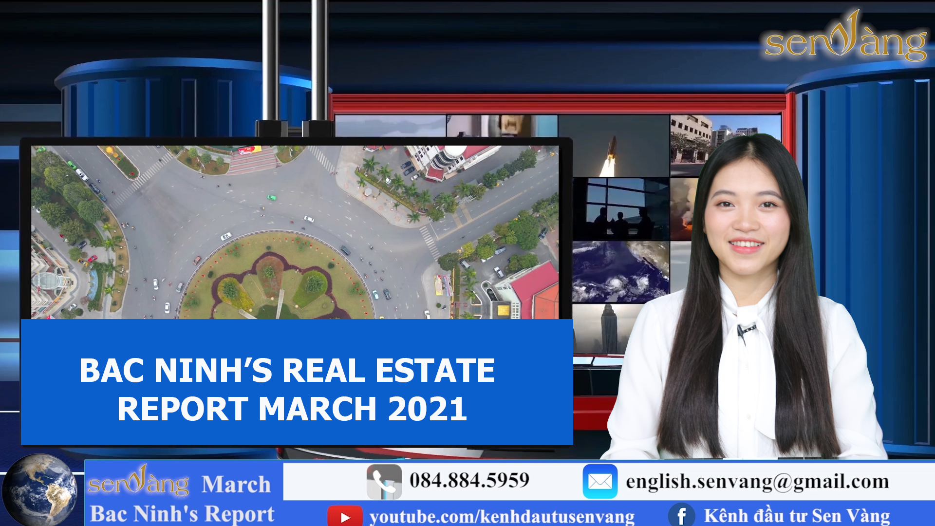 Bac Ninh's Real Estate Report March 2021