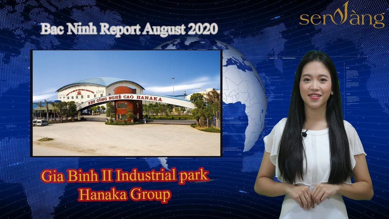 Bac Ninh's Real Estate Report August 2020