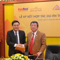 Ông Trịnh Ngọc Huỳnh – Chủ đầu tư Công ty CP xây dựng phát triển nhà và thương mại