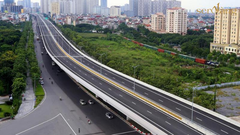 Đường Phạm Văn Đồng chính thức thông xe, BĐS Tây Hồ Tây tăng giá trị không ngừng