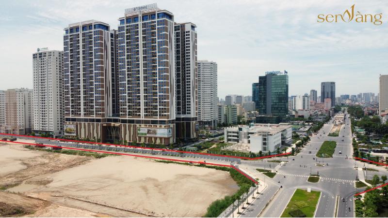 Hà Nội điều chỉnh giảm số lượng căn hộ tại khu đô thị Tây Hồ Tây
