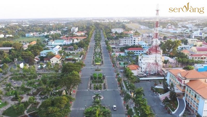 Tổng diện tích lập quy hoạch đô thị Văn Giang gần 7.184ha
