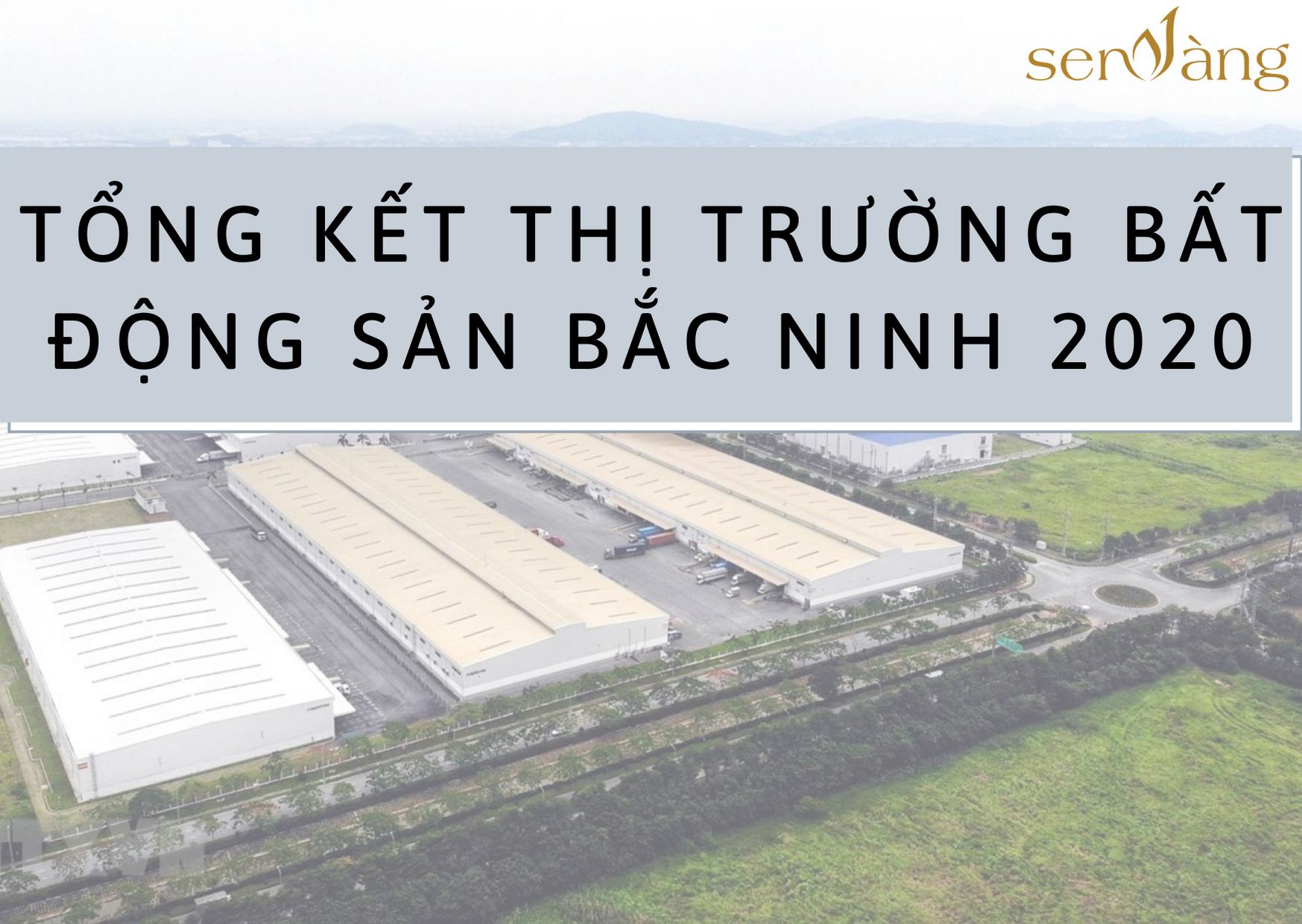 Tổng kết thị trường Bất động sản Bắc Ninh năm 2020