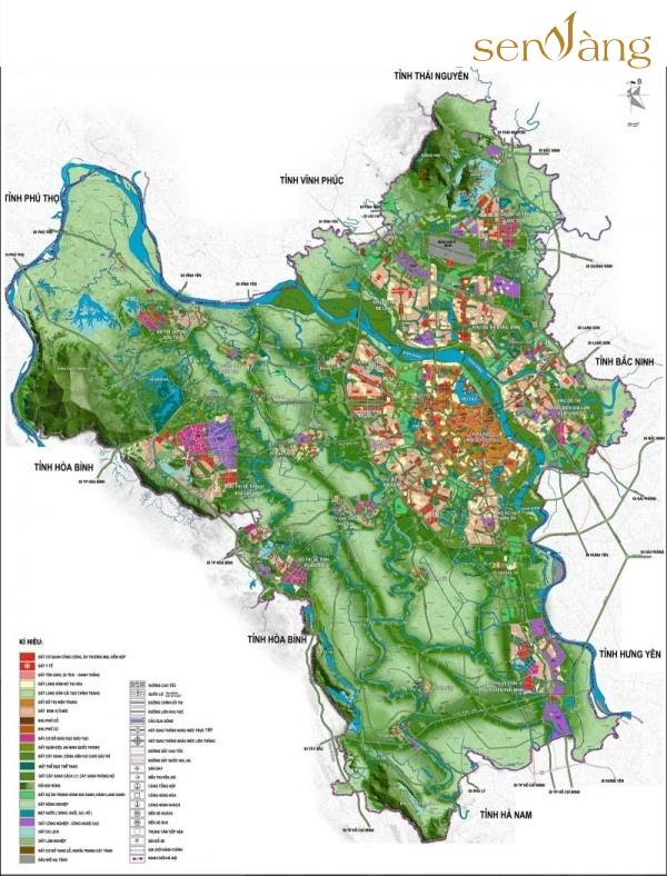 Quy hoạch quận Tây Hồ trong chương trình phát triển thành phố Hà Nội đến năm 2030 (1)