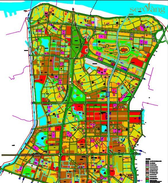 Quy hoạch quận Tây Hồ trong chương trình phát triển thành phố Hà Nội đến năm 2030 (3)