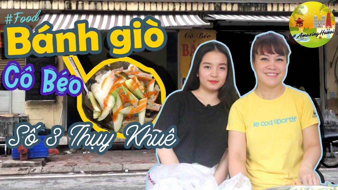 Bánh giò cô Béo – Thứ bánh vỉa hè Hà Nội