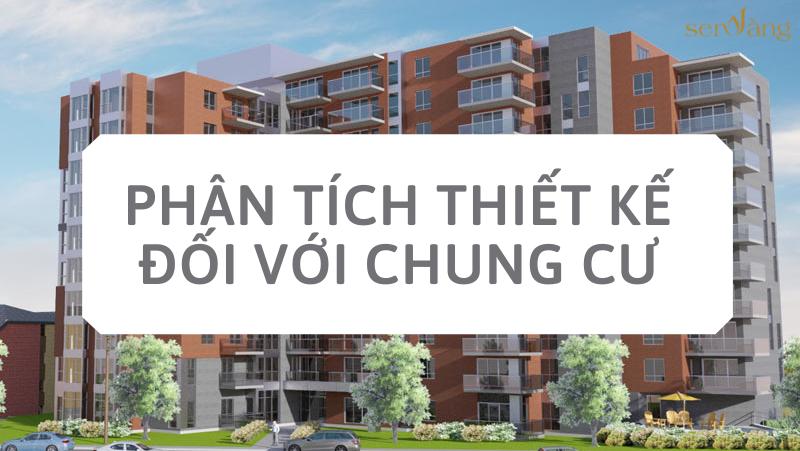 Phân tích thiết kế đối với chung cư – Chủ đầu tư Sen Vàng