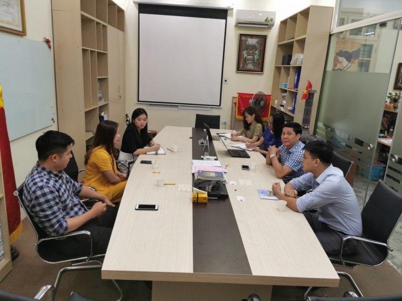 Sen Vàng Kết nối với doanh nghiệp trong đào tạo và tìm kiếm cơ hội việc làm cho sinh viên
