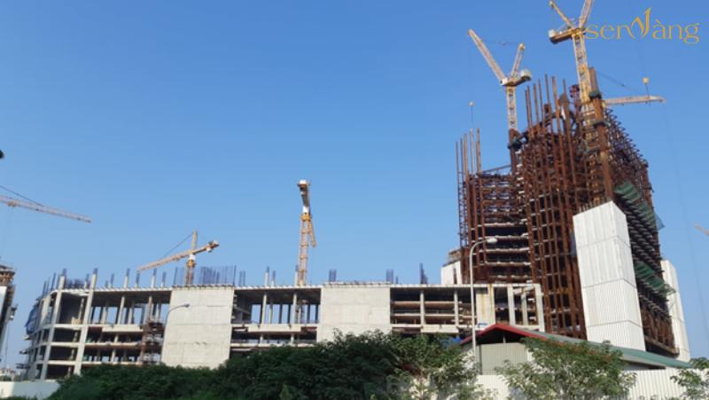 Dự án hoang phế VietinBank Tower đã có 2 nhà đầu tư tiềm lực mạnh tiếp cận