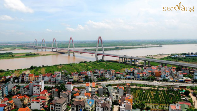 Thủ tướng Chính phủ yêu cầu nghiên cứu, xử lý tình trạng chiếm đất ven sông Hồng