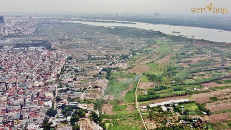 Bất động sản Tây Hồ: Đấu giá 96 m2 đất tại phường Tứ Liên, Tây Hồ