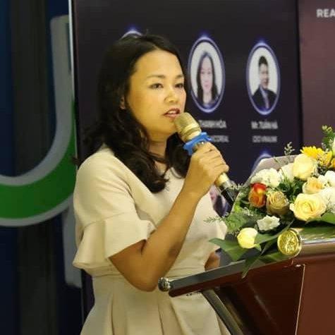 Ms. Nguyễn Thị Thanh Hòa – Giám đốc VICOREAL
