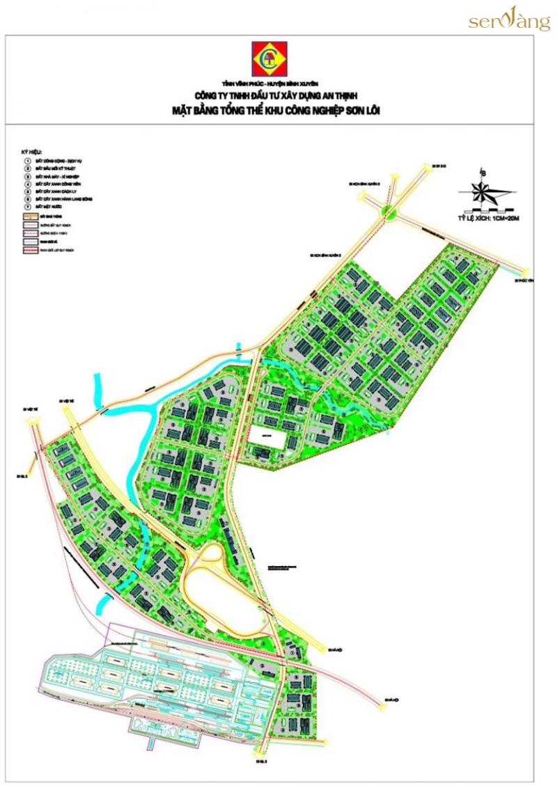 Son Loi Industrial Park